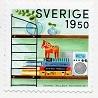 切手3  スウェーデン