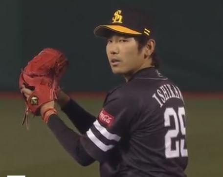 20170406石川柊太投手初登板の画像