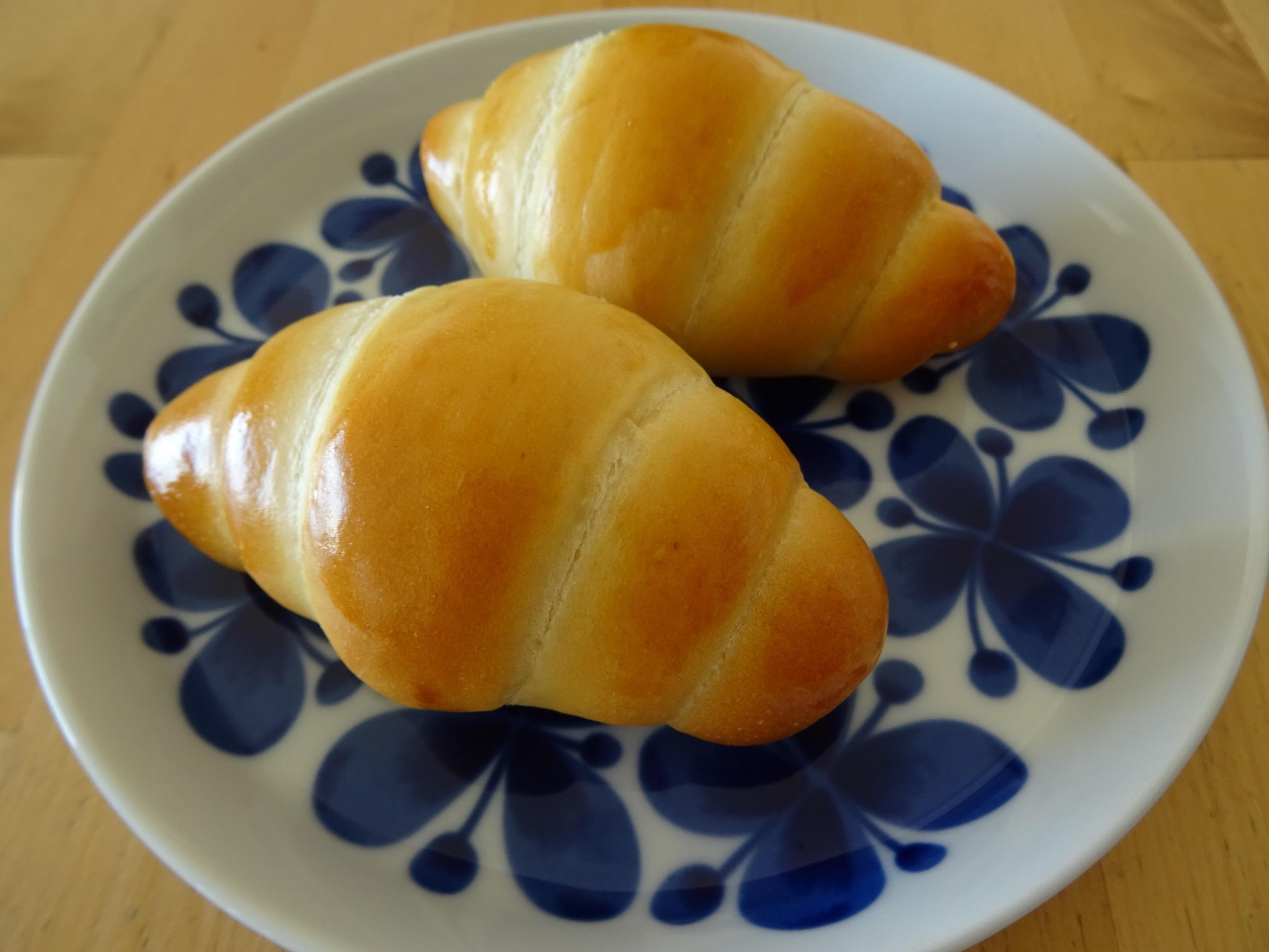 つるぴかロールパン1