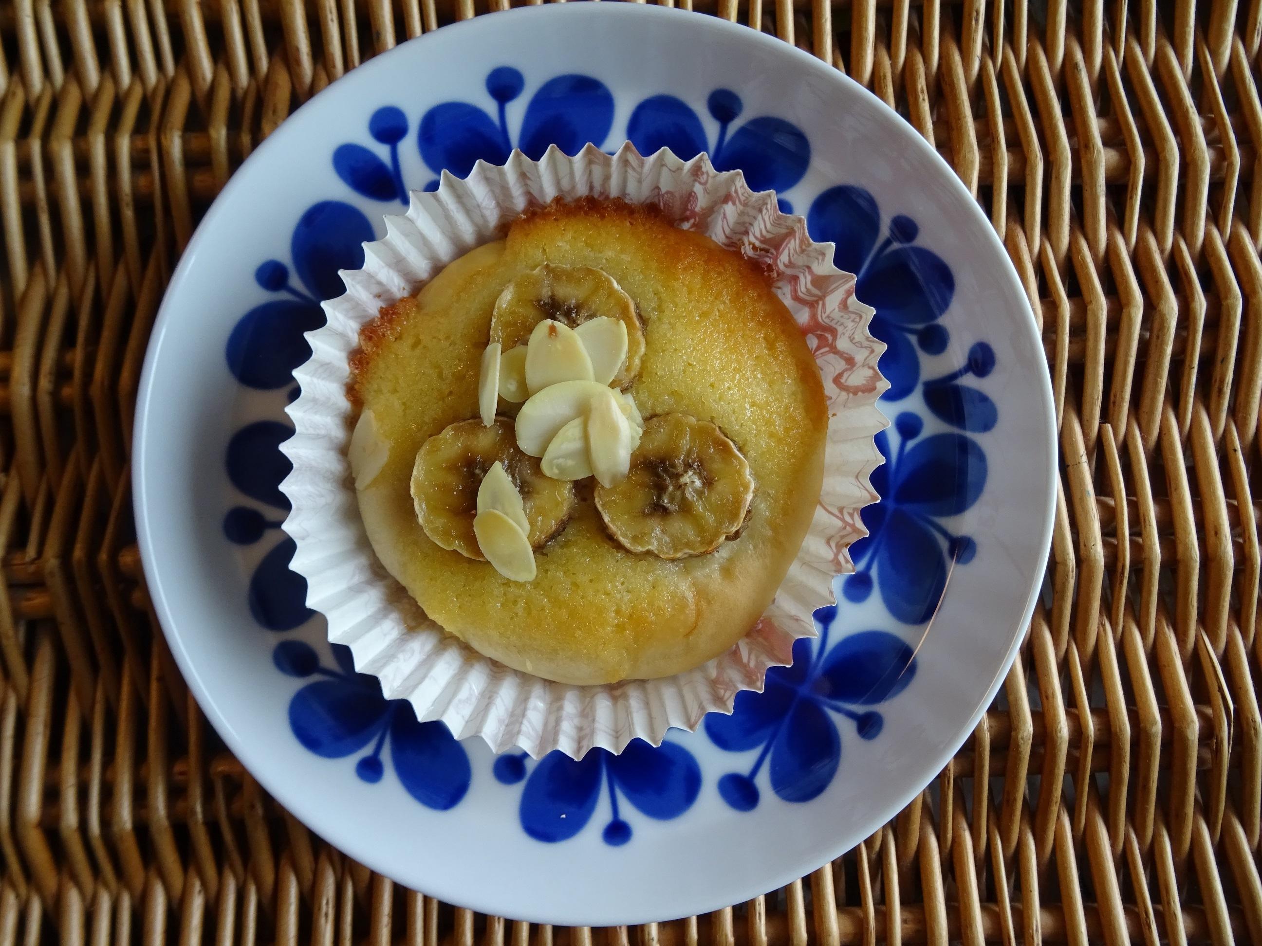 カップパン(ツナマヨ&バナナクリーム)2
