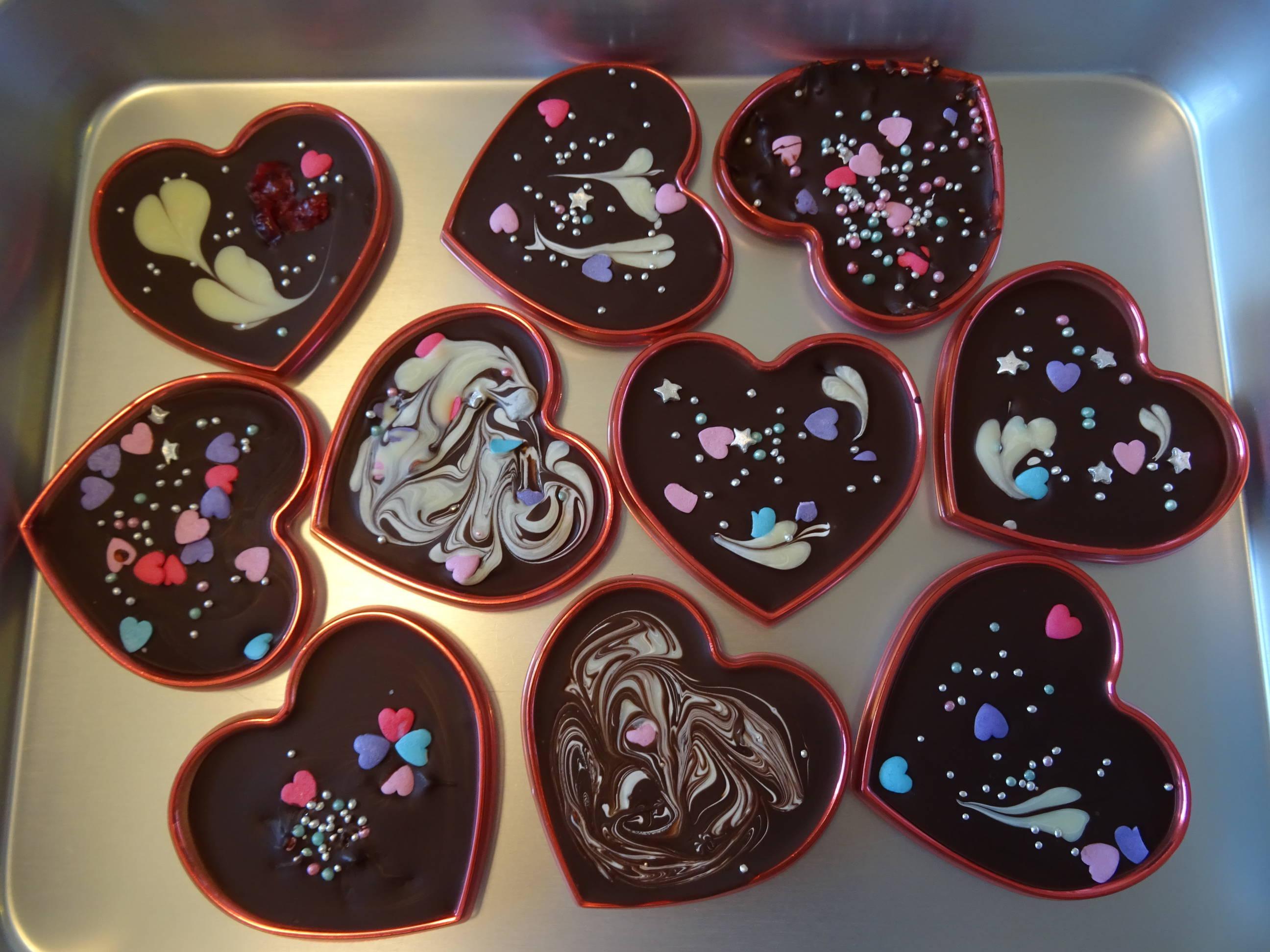 バレンタインデーのチョコレート1