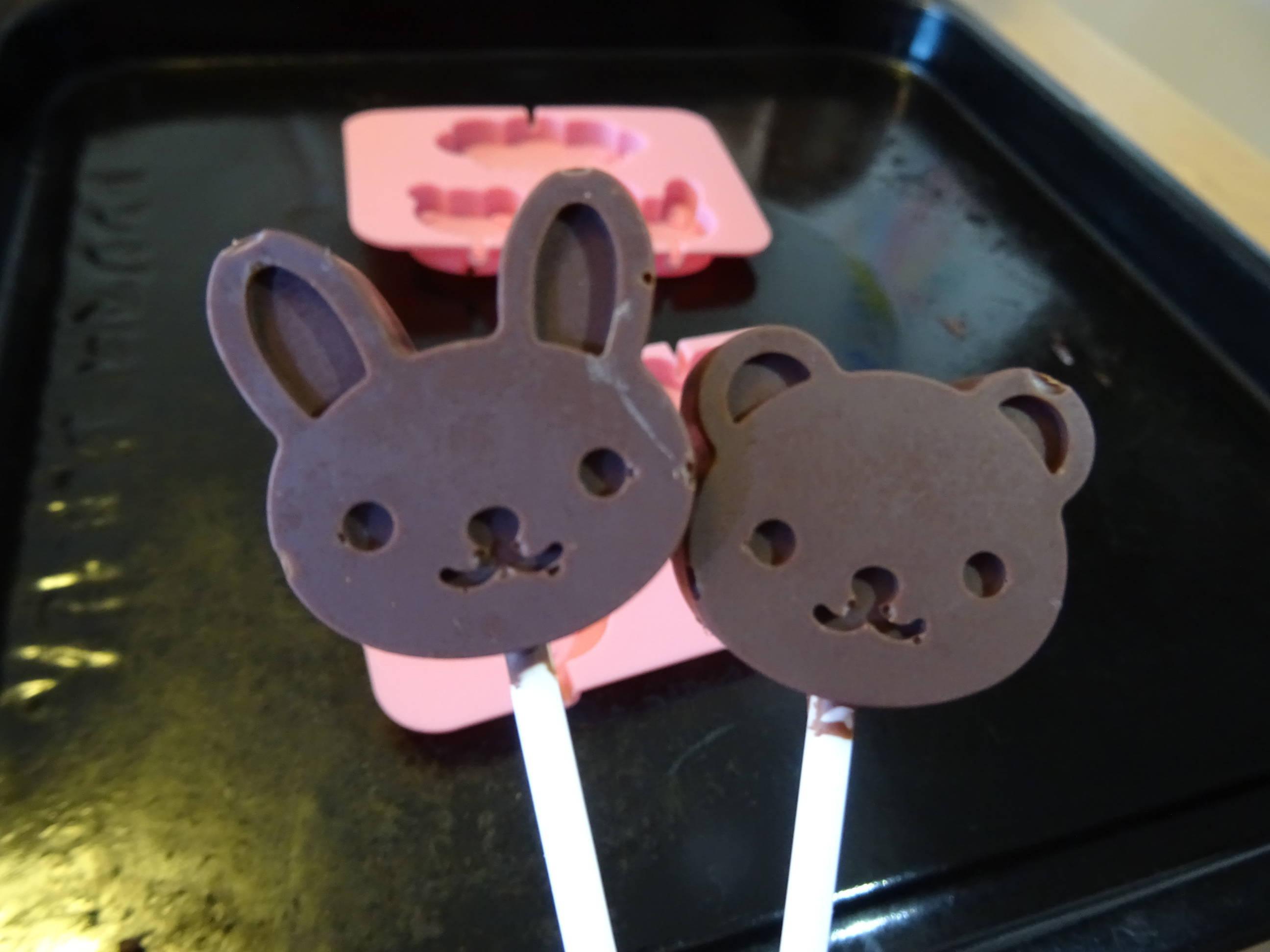 バレンタインデーのチョコレート2