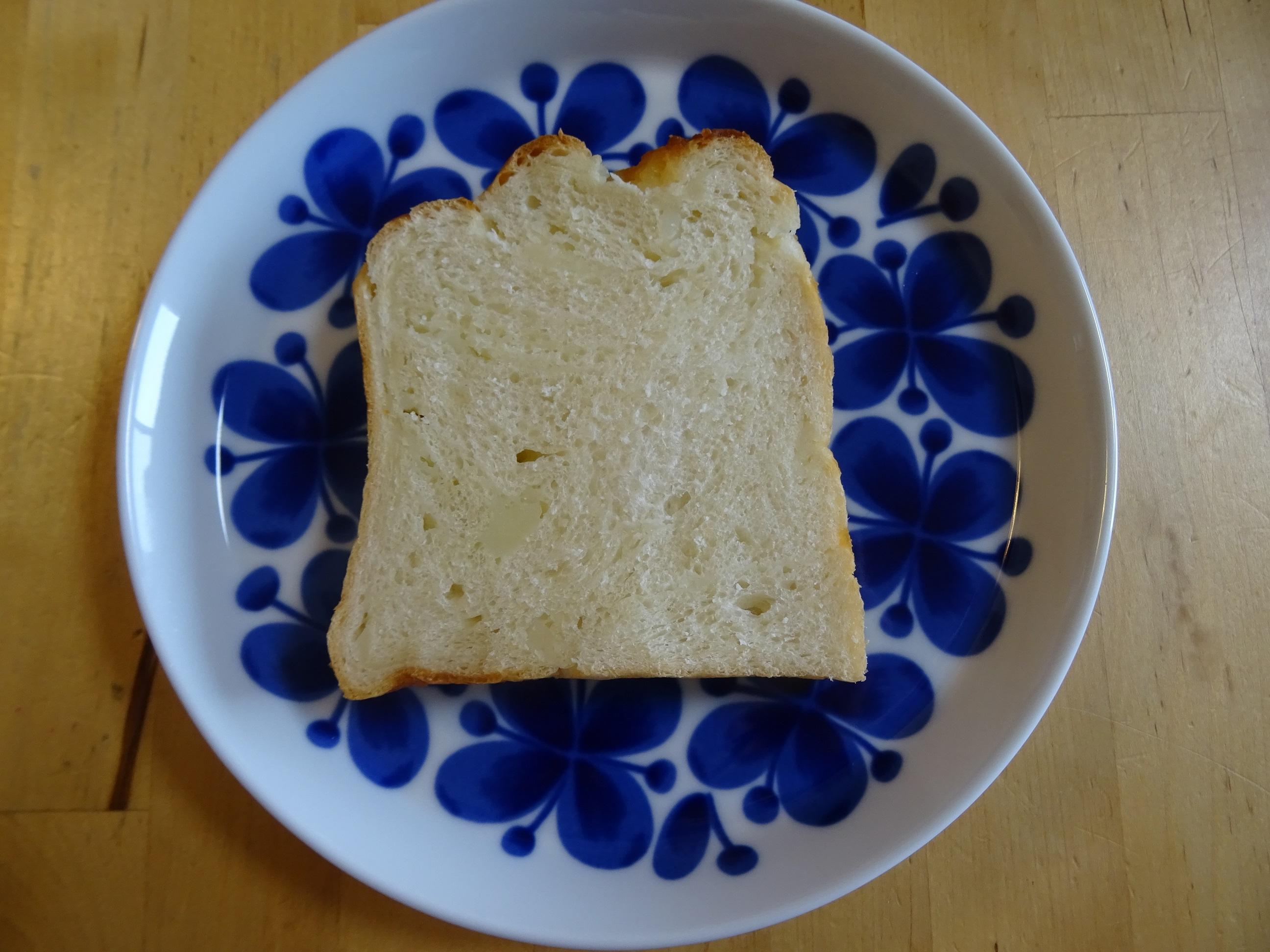 ミルクの折込パン&チョコ食パン3