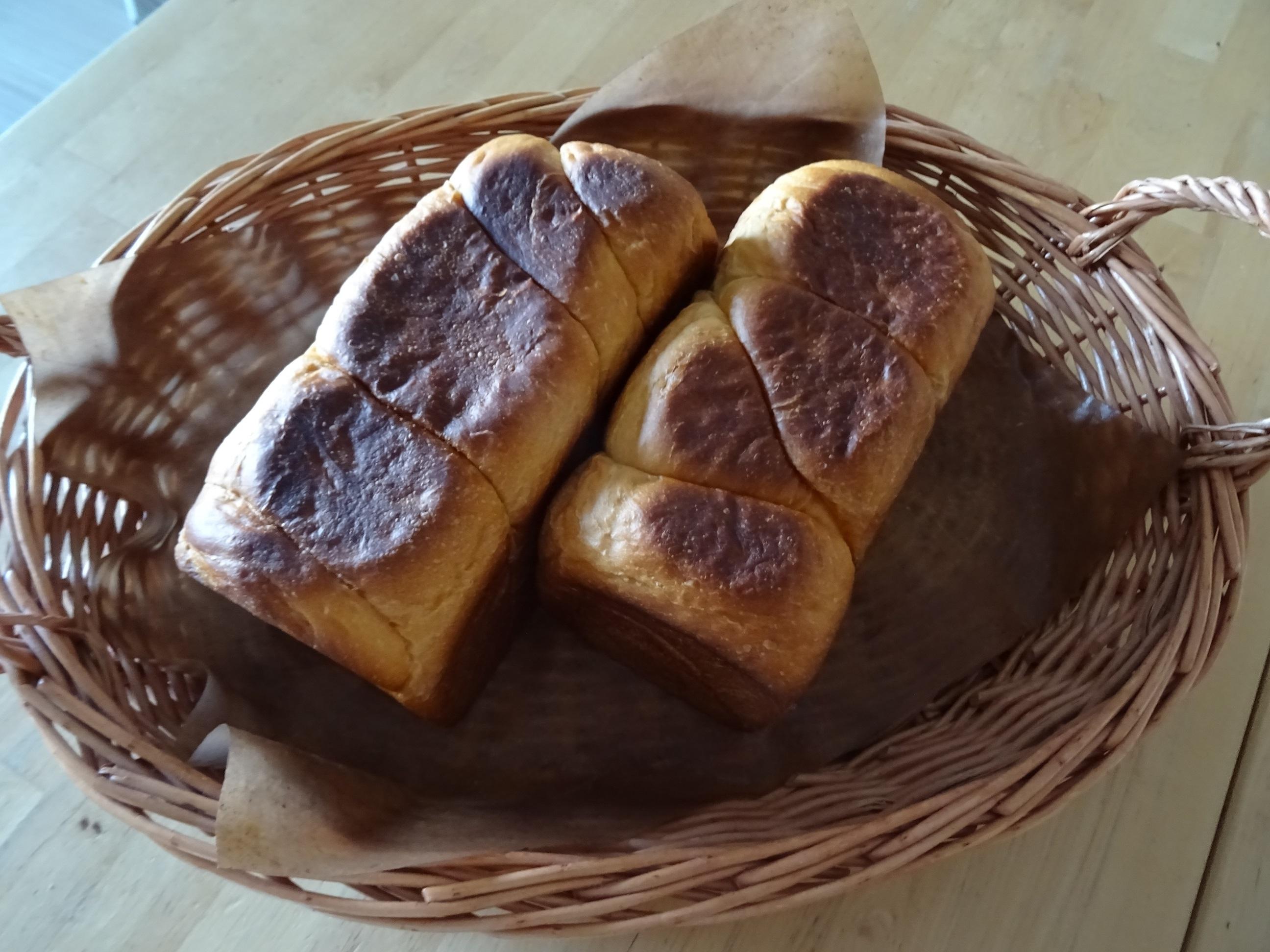 ちょっとリッチな角食パン1