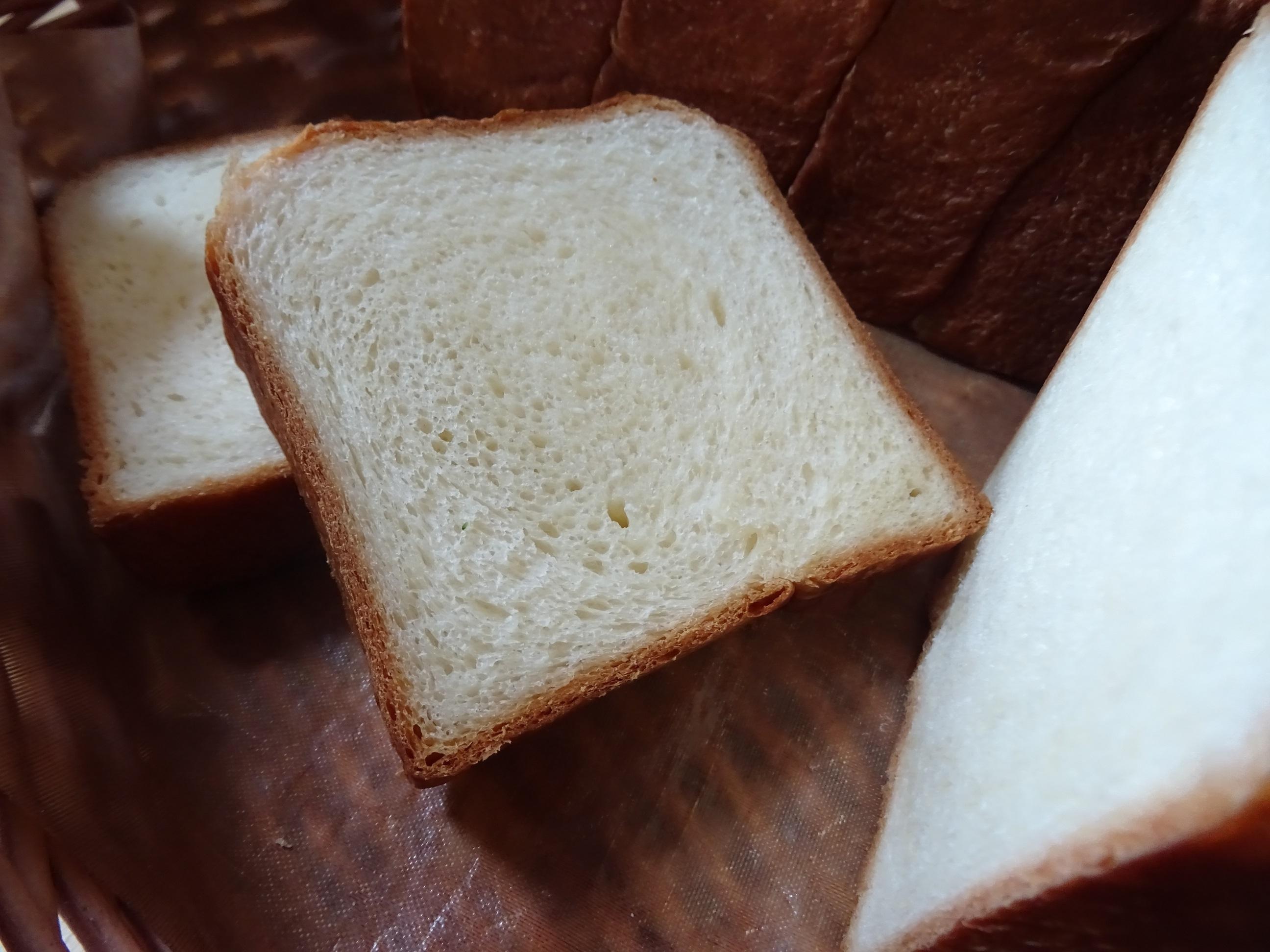 ちょっとリッチな角食パン2
