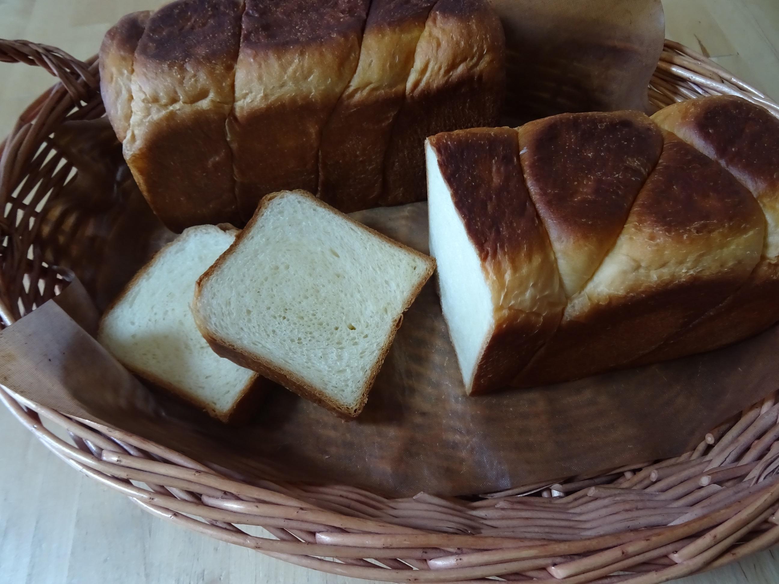 ちょっとリッチな角食パン3