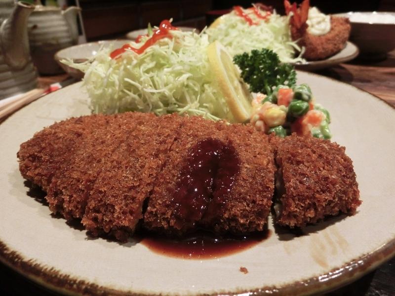 大田区 池上 コブタ とんかつ 洋食 パンタレイ panta rhei