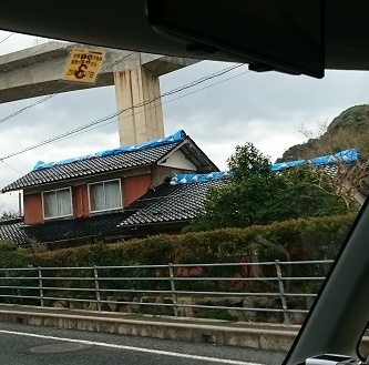 鳥取県中部地震後3カ月④