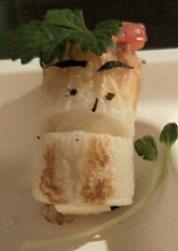 チーズ竹輪人