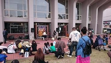 芝生広場音楽会