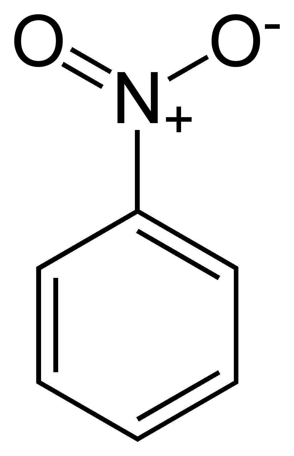 Nitrobenzene-2D-skeletal.png