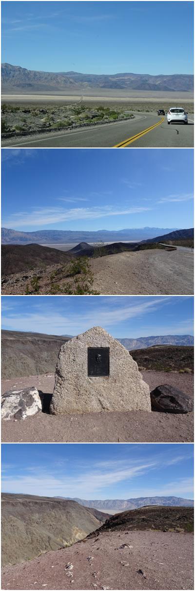 クロウリー神父の碑