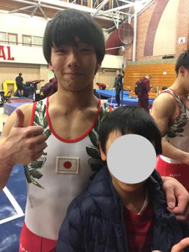 日本チーム3