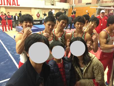 日本チーム4