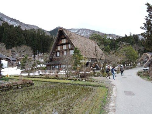 03白川郷明善寺