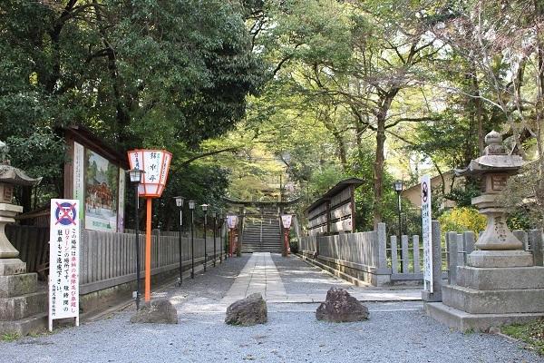 2017.04.18 満開の桜(長岡天満宮)②-19