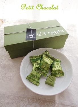 frantz chocolat