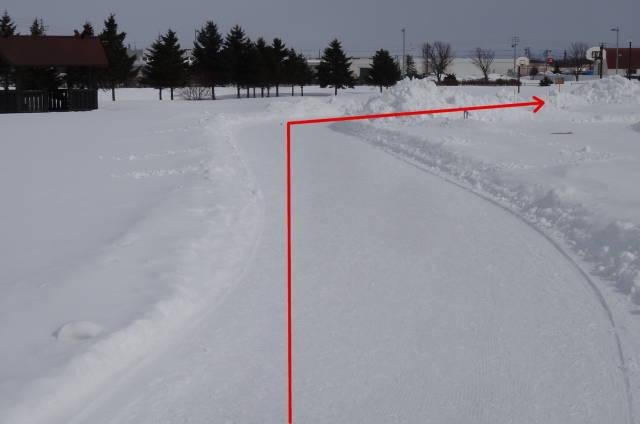遺跡公園パークゴルフ場雪上コース_2017版 (3)
