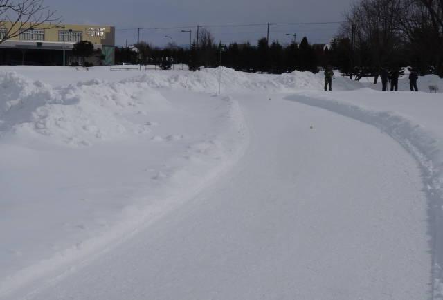 遺跡公園パークゴルフ場雪上コース_2017版 (6)