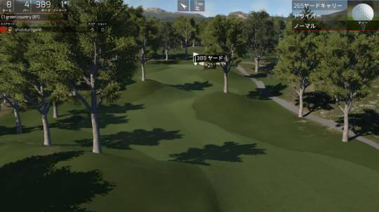 The Golf Clubをプレー 第8回 (11)