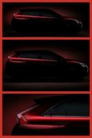 三菱 新型SUVの名前は「エクリプス クロス」に決定!!