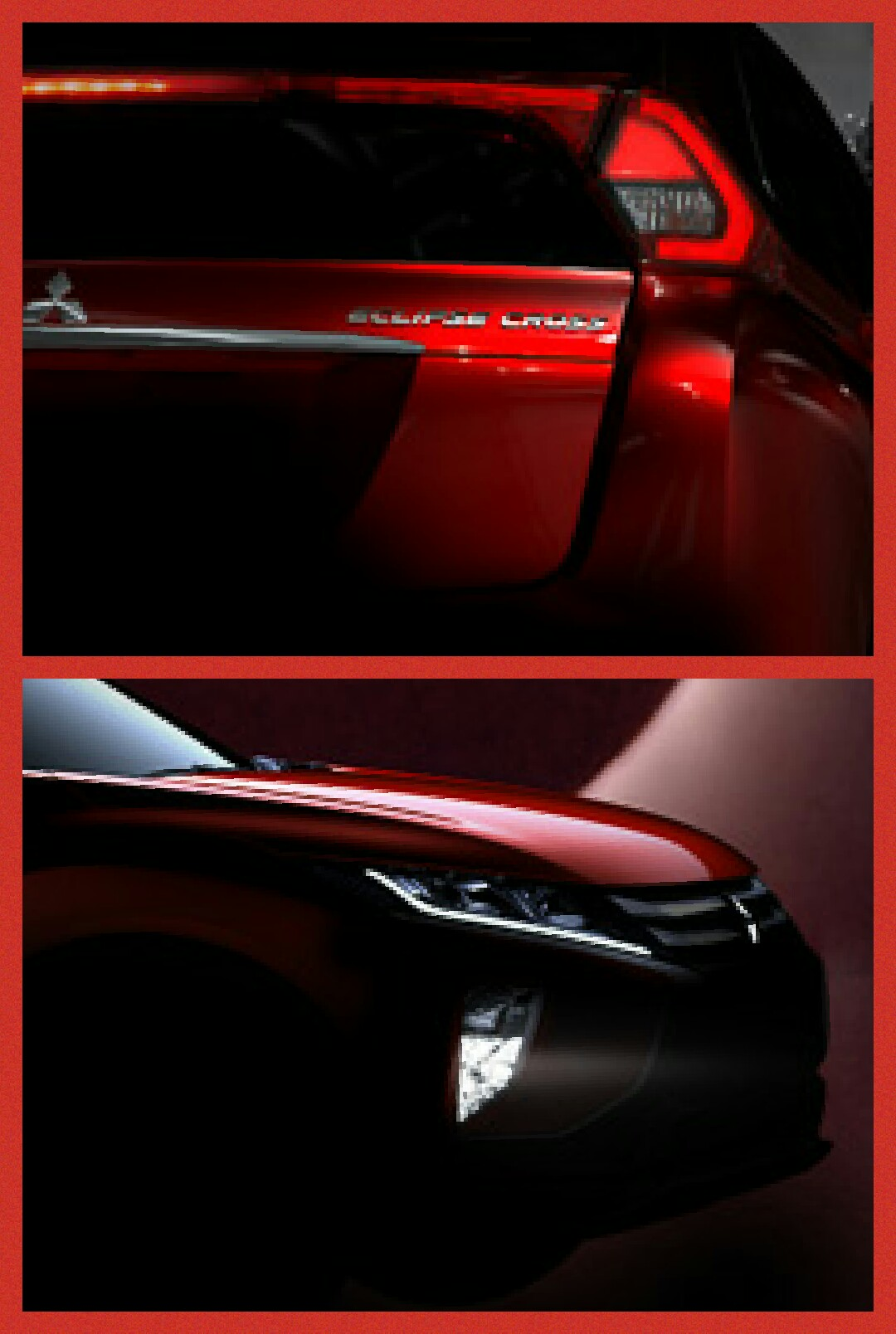 MITSUBISHI new SUV ECLIPSE CROSS
