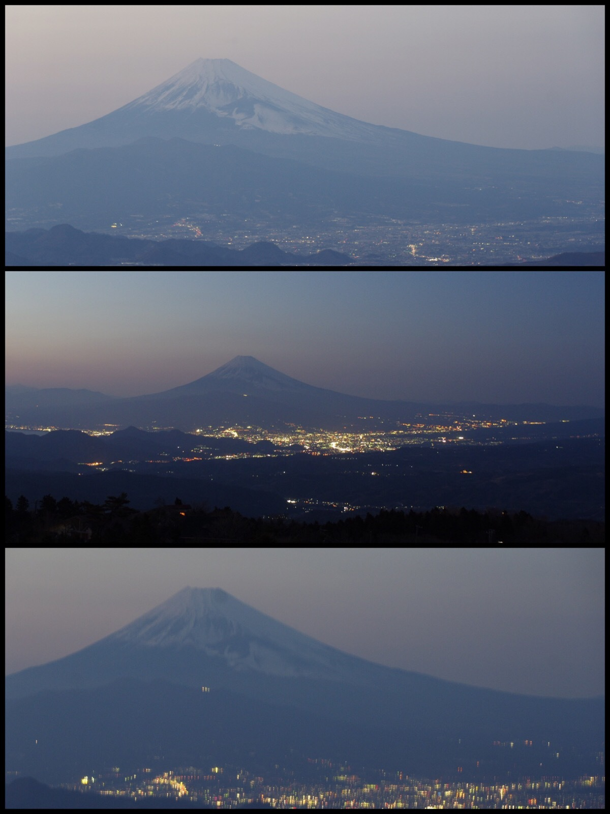 東急ハーヴェストクラブ天城 富士山が見える