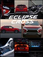 三菱 新型SUV エクリプス クロス MITSUBISHI eclipse cross