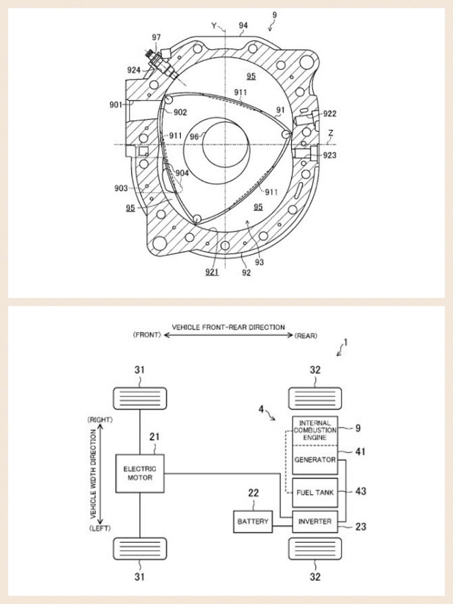 マツダ ロータリーエンジンをレンジエクステンダーに使うEV開発中