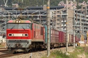 3096レ(=EF510-12牽引)