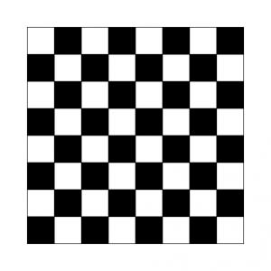 8×8マスのチェス盤
