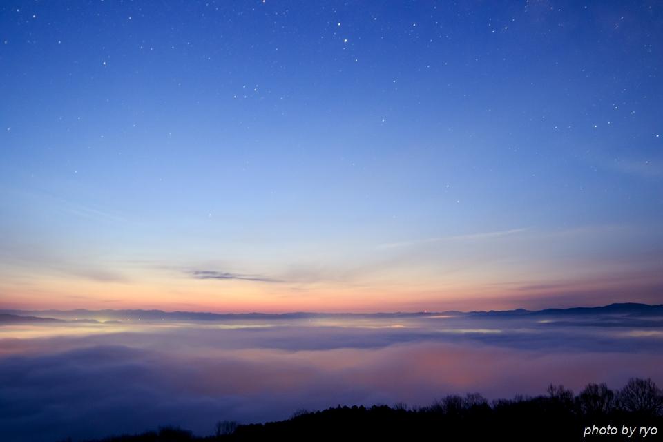 普通の感じの霧の海_1