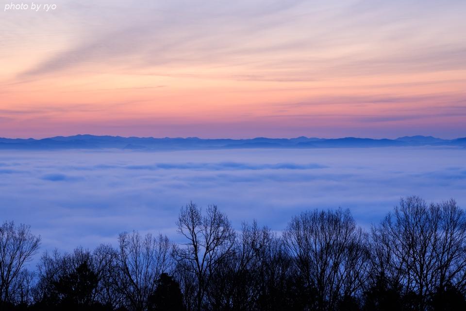 普通の感じの霧の海_2