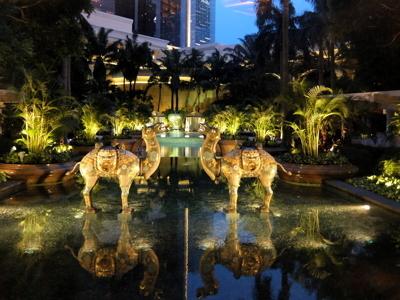 マカオ6095ウィン-クロワゾネの駱駝