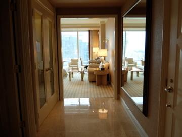 マカオ6071ウィン客室