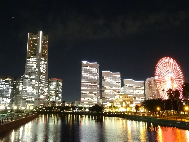 2015年 横浜