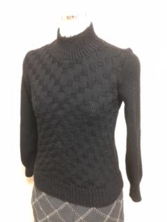 2017 3ハイネックセーター1