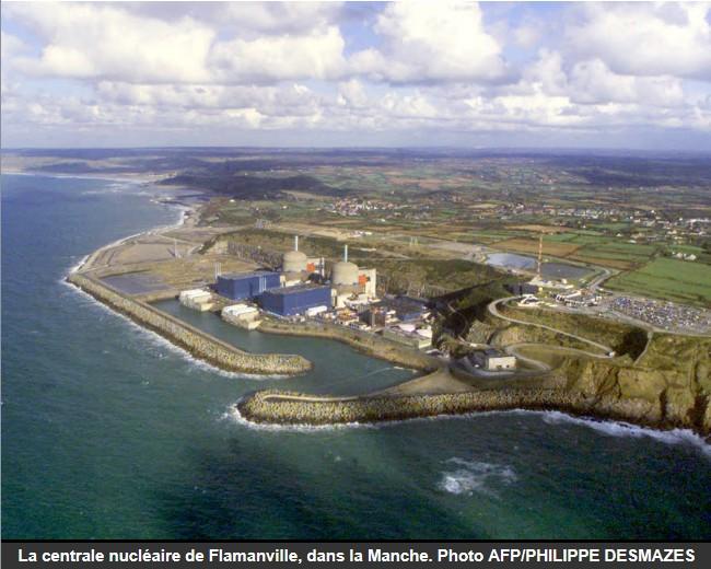 ②ユダヤフランスのラ・アーグ核再処理工場人類絶滅寸前と写真が違っているかも