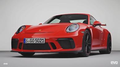 Porscheポルシェ991_2_GT3_EVO_001