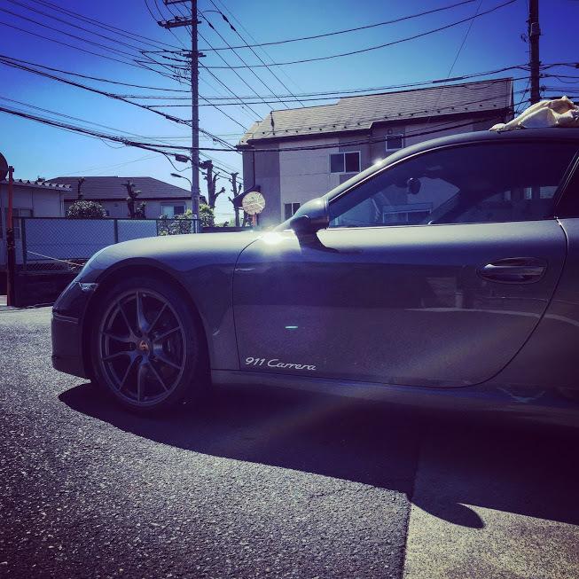 Porscheポルシェ991_20170423_001