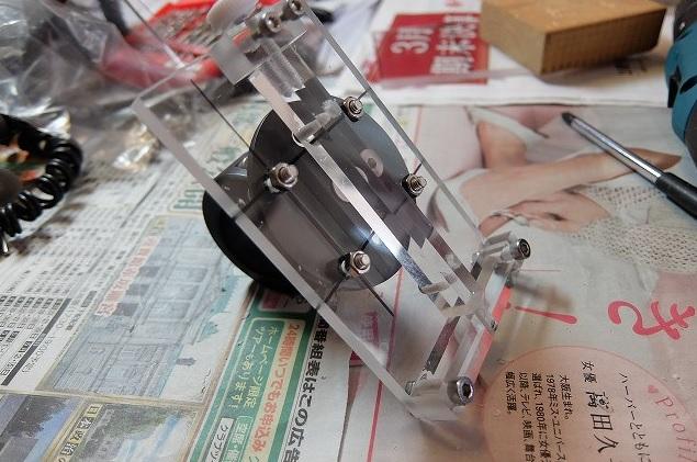 無線機ホルダー01