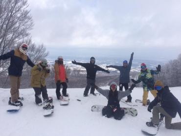 PROTY 青森 スノーボード ツアー 4
