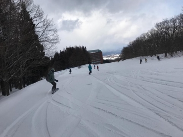PROTY 青森 スノーボード ツアー 6