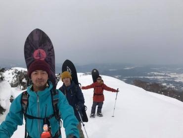 PROTY 青森 スノーボード ツアー 13