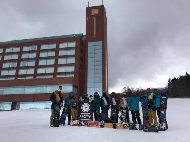 PROTY 青森 スノーボード ツアー22