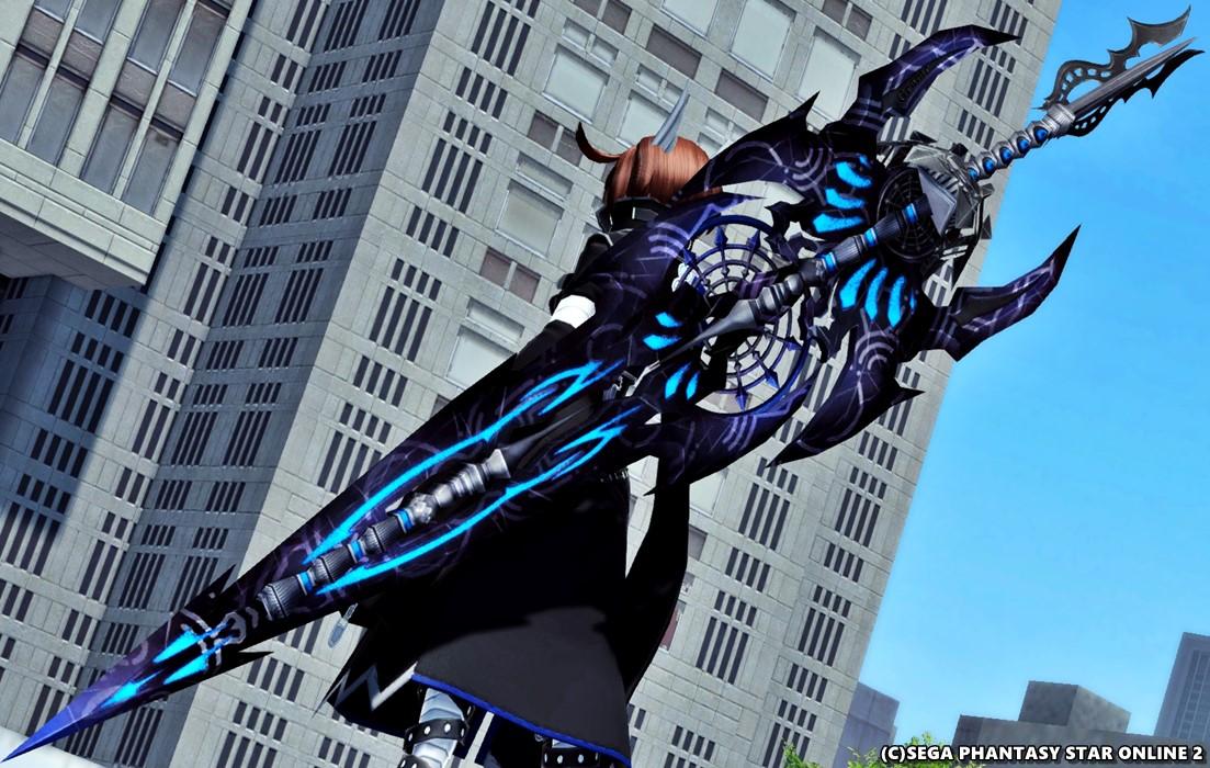 ベルトパンクFと魔剣・グラム2