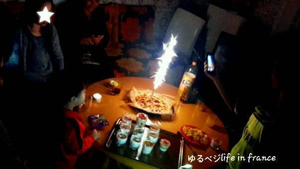 誕生日会 パーティー