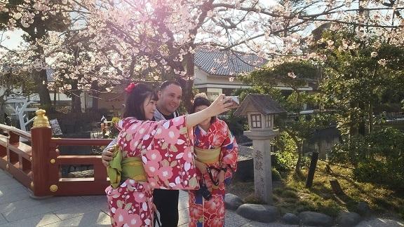 鎌倉の早春1