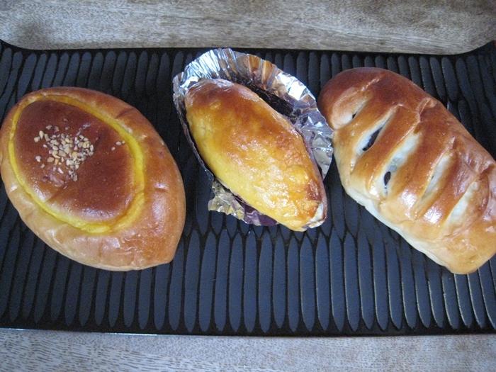 クレメントのパン