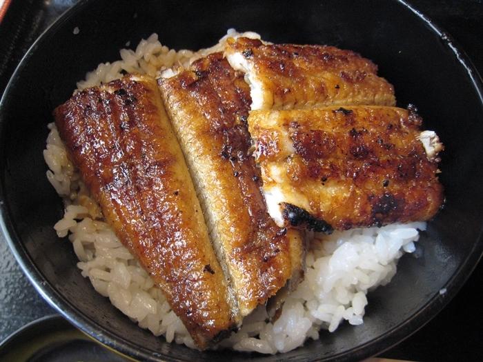 鰻専門店 魚竹